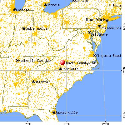 Davie County North Carolina Detailed Profile Houses Real Estate