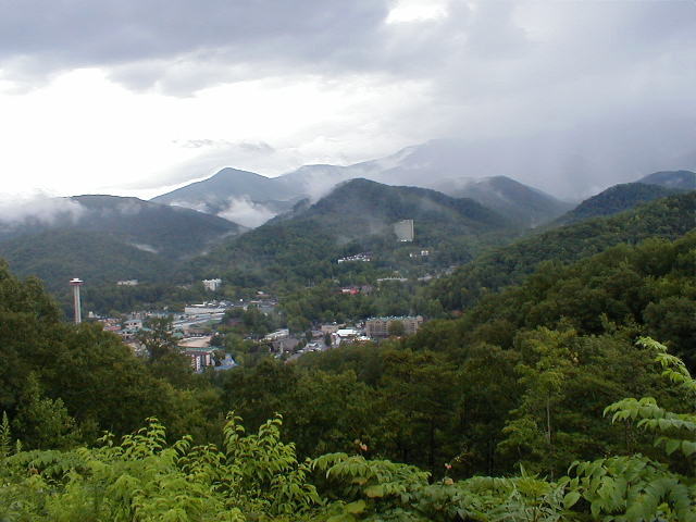 Gatlinburg, TN: Entire city of Gatlinburg