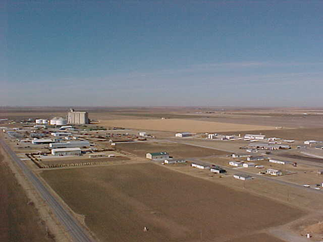 Sublette, KS : Northwest Sublette from AT&T Tower