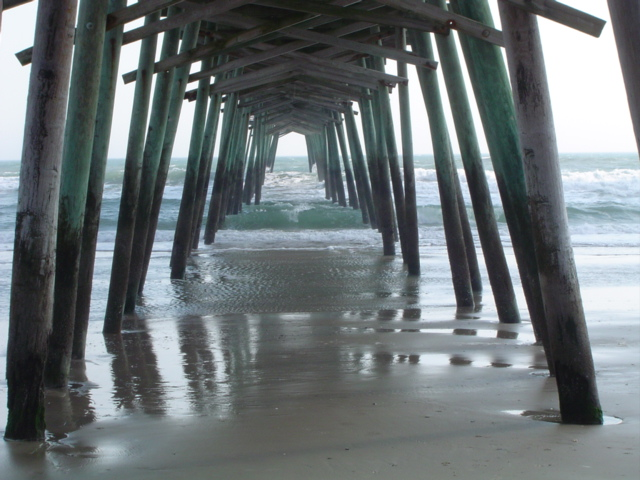 Emerald Isle, NC : The Pier
