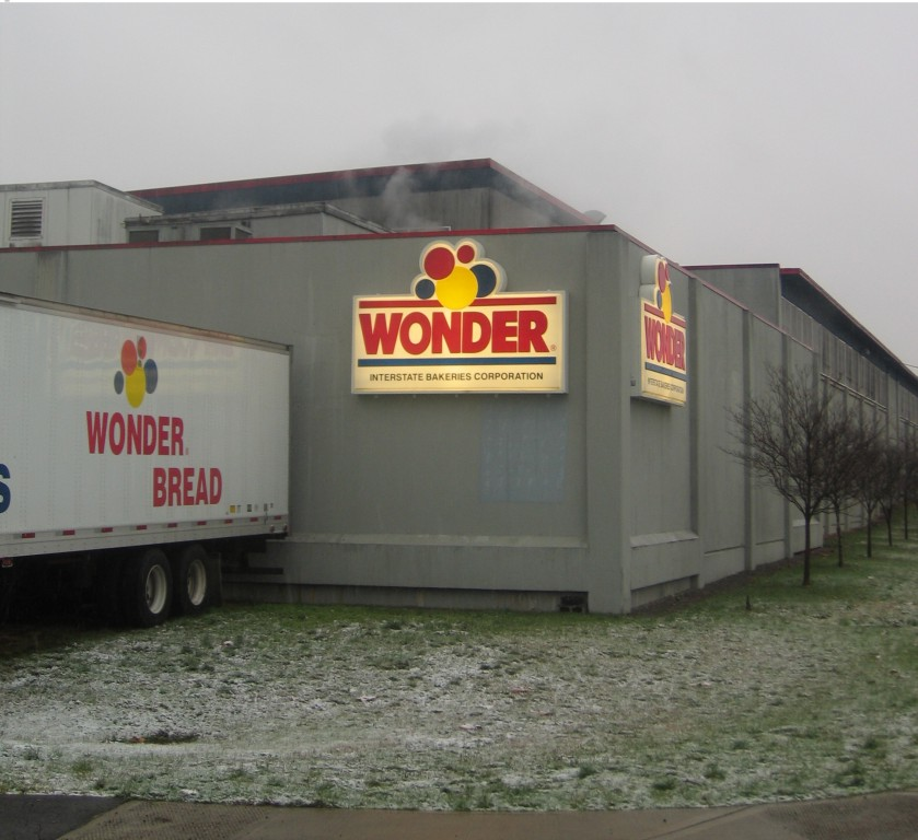 Lakewood, WA : Lakewood Wonder Bread Plant