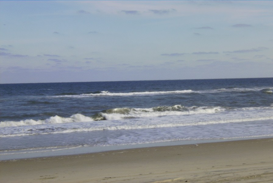 Nags Head, NC : Nags Head Beach Photo