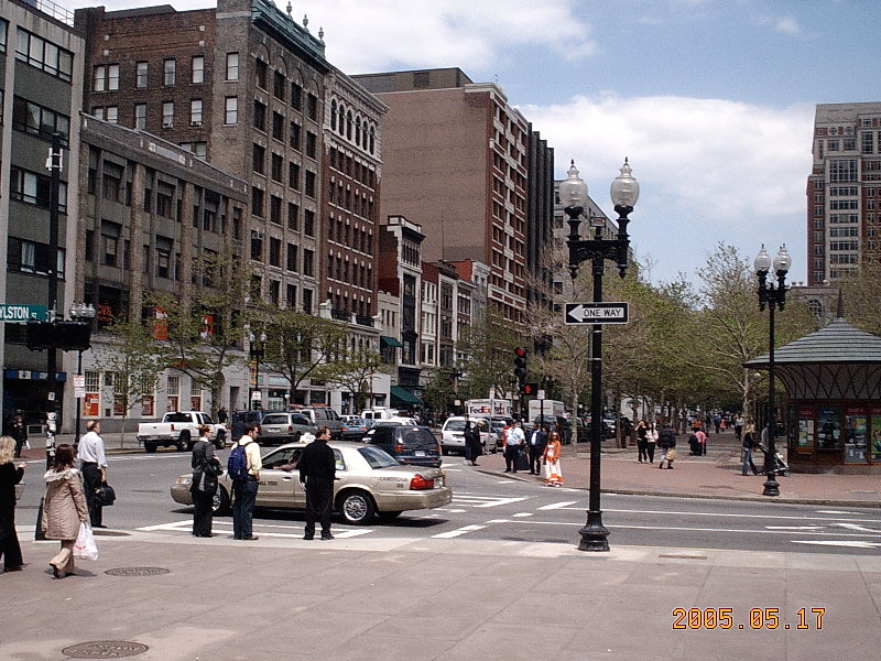 Boston, MA : Copley Square