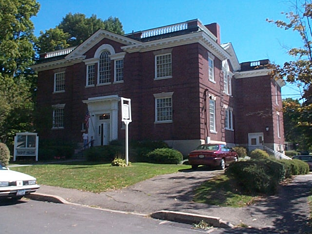 Montrose, PA : Susquehanna County Free Library and Historical Society