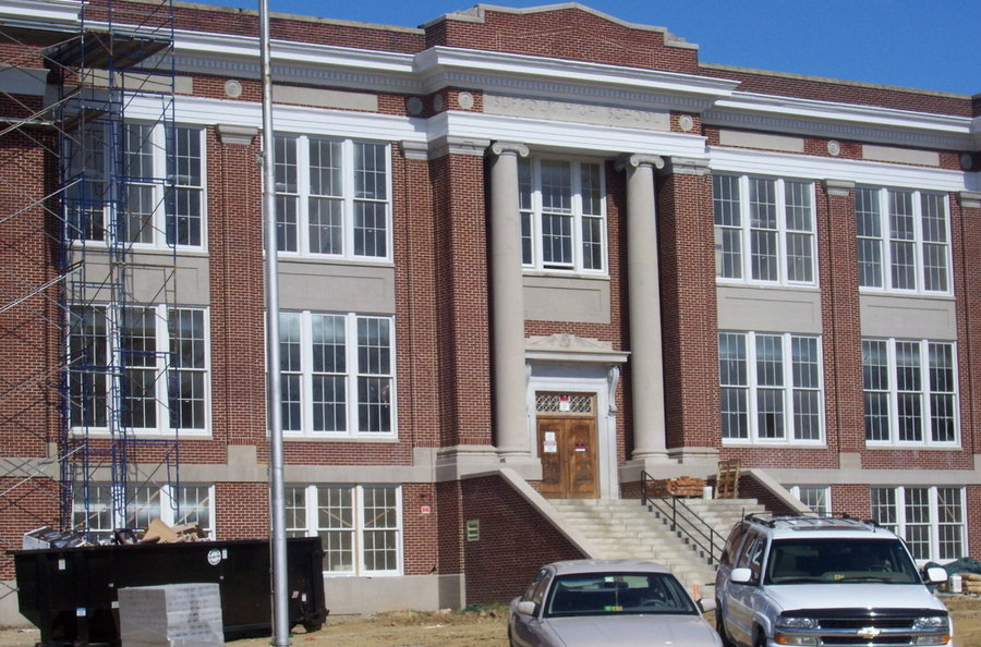 Suffolk Va Renovating Suffolk High School Photo