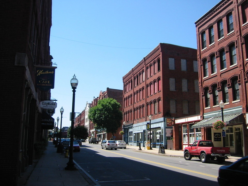 Haverhill, MA: Downtown Haverhill