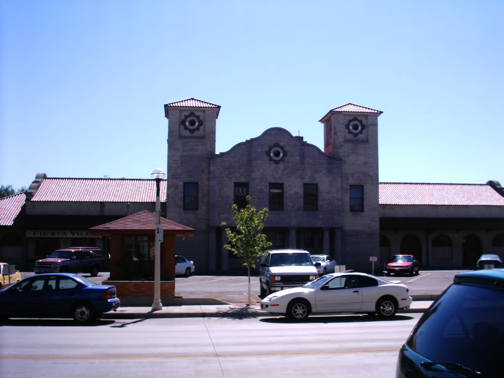 Bismarck, ND : Historic N.P. Train Depot