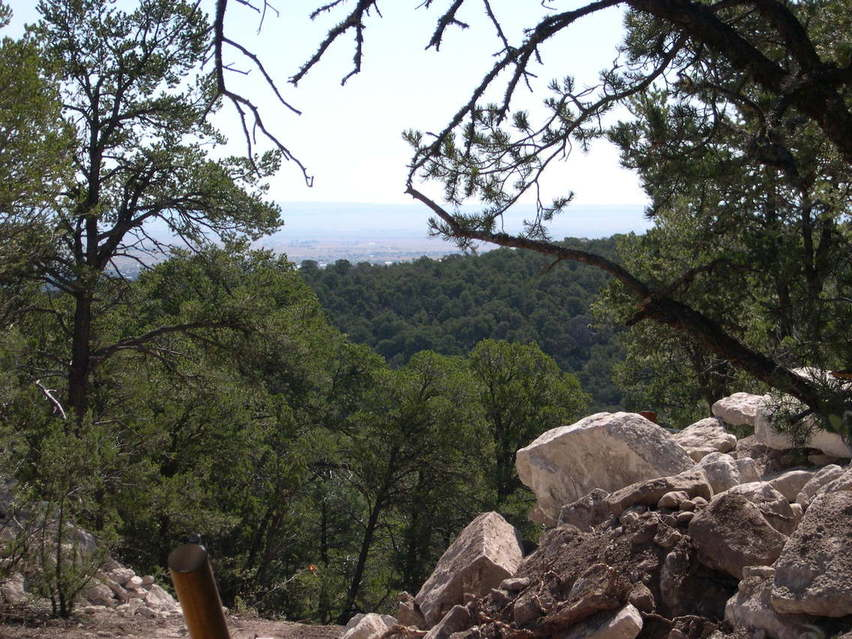 Tijeras, NM: The East Mountain - Abundant in pinons and junnipers