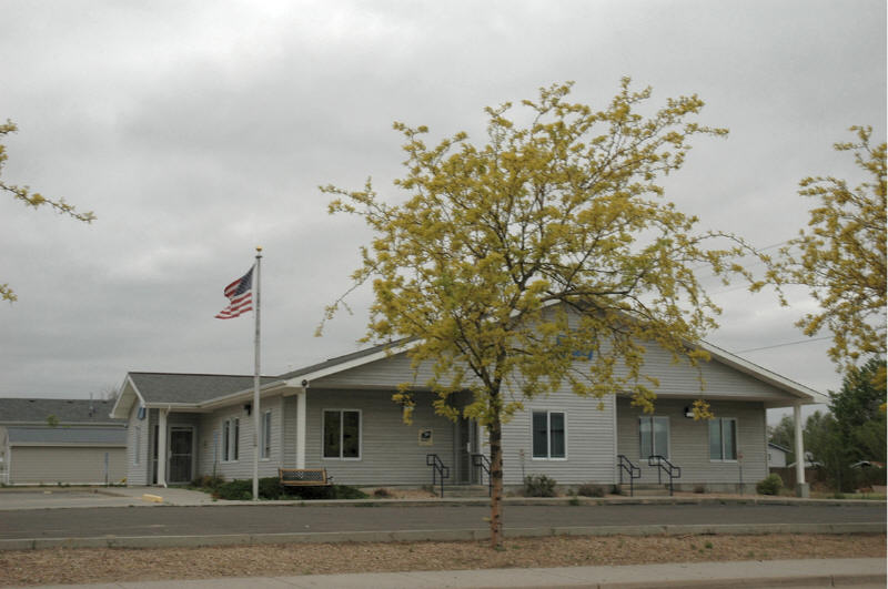 Byers, CO : Post Office