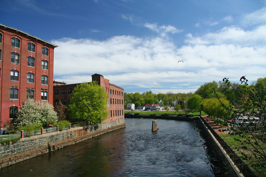 Dover, NH : Downtown Dover