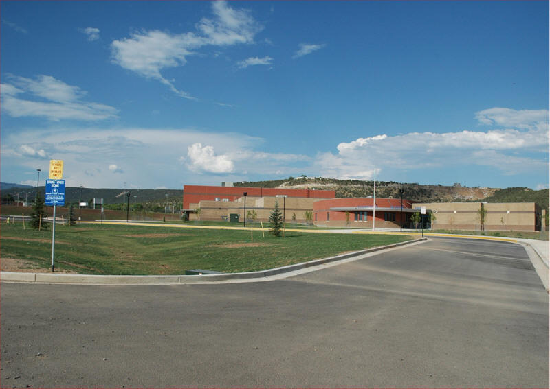 Cedaredge, CO : Middle School