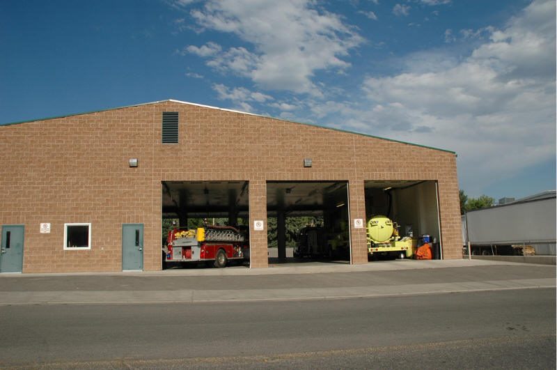 Cedaredge, CO: Fire Dept