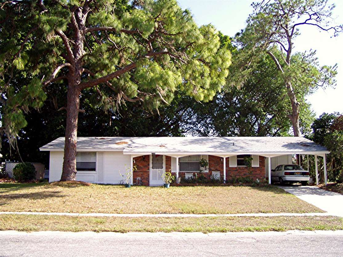 Gulf Gate Estates, FL : 1950s House, Gulf Gate West