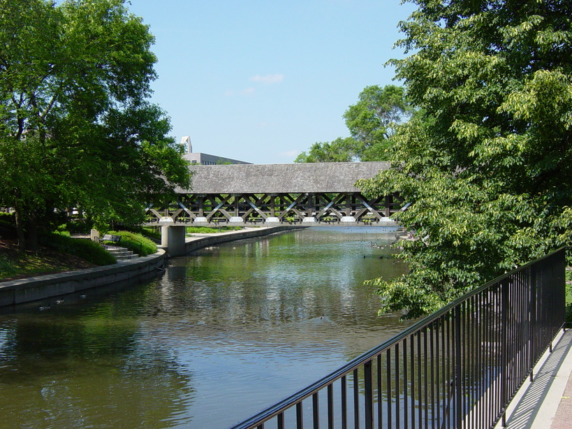 Naperville Il Naperville Riverwalk Photo Picture