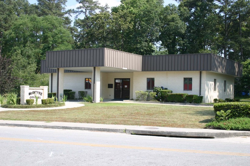 McIntyre, GA : City Hall