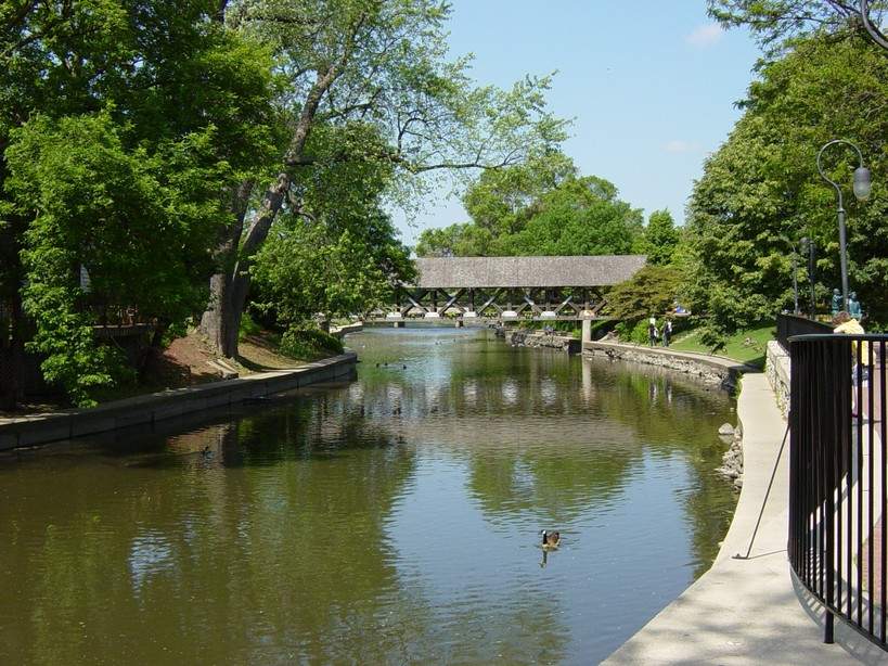 Centennial Park - Parks/Recreation, Attractions/Entertainment - 500 W Jackson Ave, Naperville, Illinois, United States