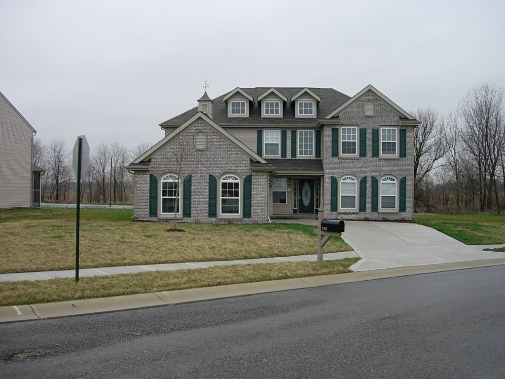 Pittsboro in picture of nice home from new kb homes for Nice house picture