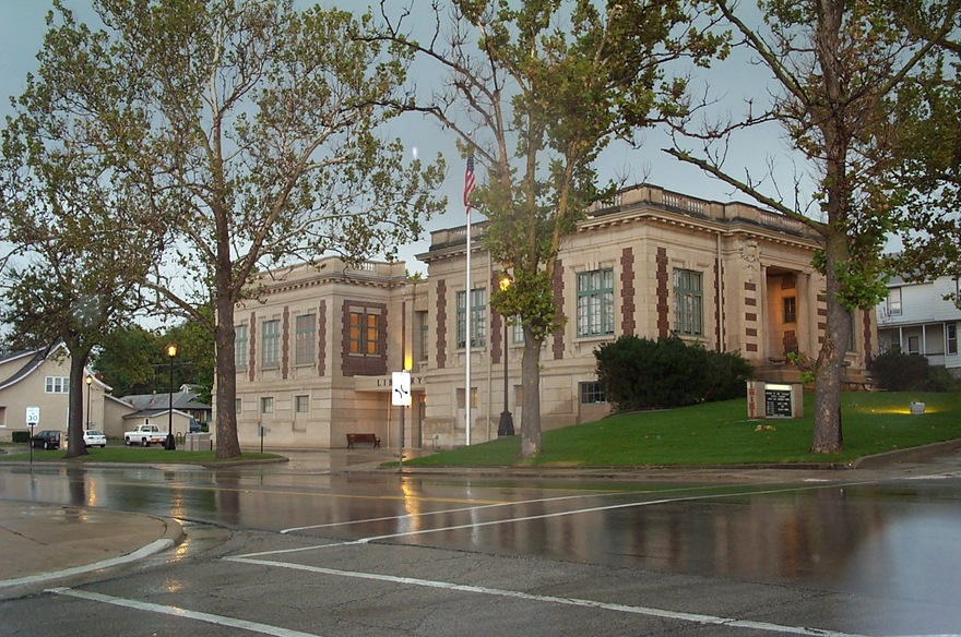 La Salle, IL : City of LaSalle Library