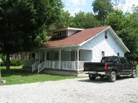 Evarts, KY : Trail King Rentals in Evarts, KY-1 minute to Bailey's Creek trail head