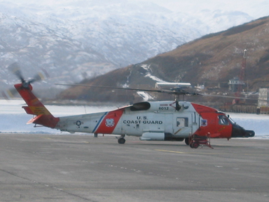 Kodiak, AK: USCG to the rescue!