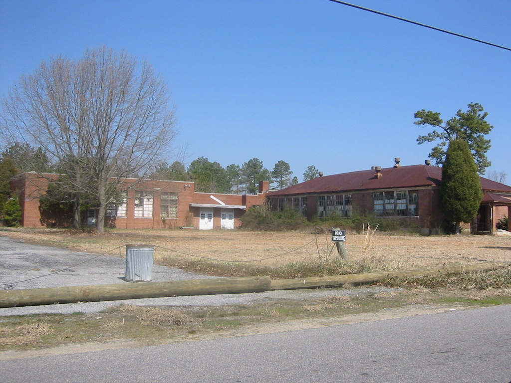 Newsoms, VA : Old Newsoms District School
