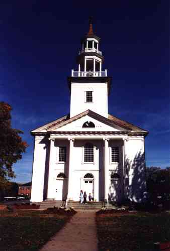 Tallmadge, OH: The Church at the Circle