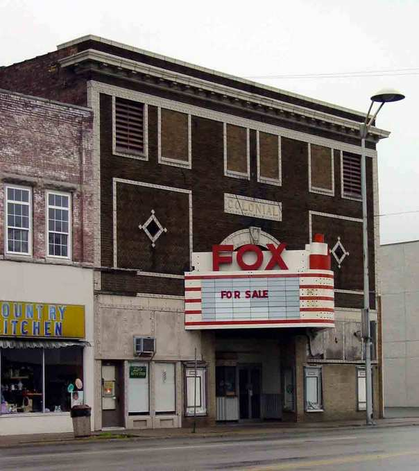 Pittsburg, KS : Fox Theater