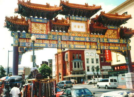 Washington, DC : Chinatown