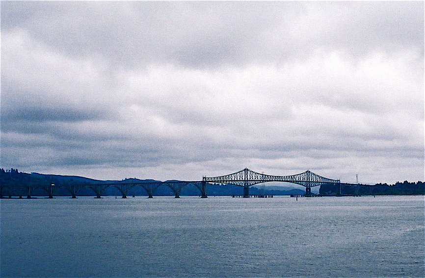 Coos Bay, OR: Bridge