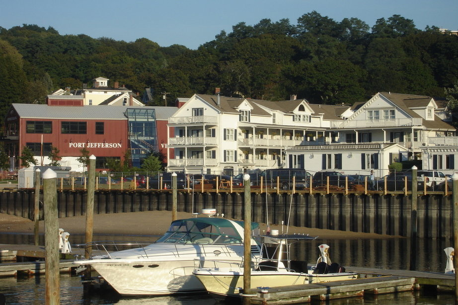 Port Jefferson, NY : Port Jefferson, NY