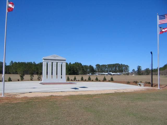 Cordele, GA : Georgia Veterans Memorial State Park, Lake Blackshear near Cordele, GA