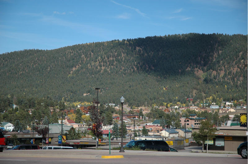 Woodland Park, CO : Downtown