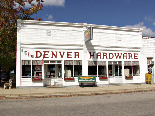 Denver, IN : Denver Hardware