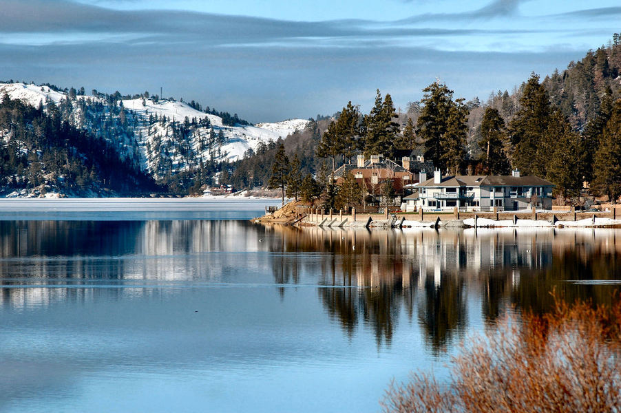 Big Bear Lake, CA : big bear lake