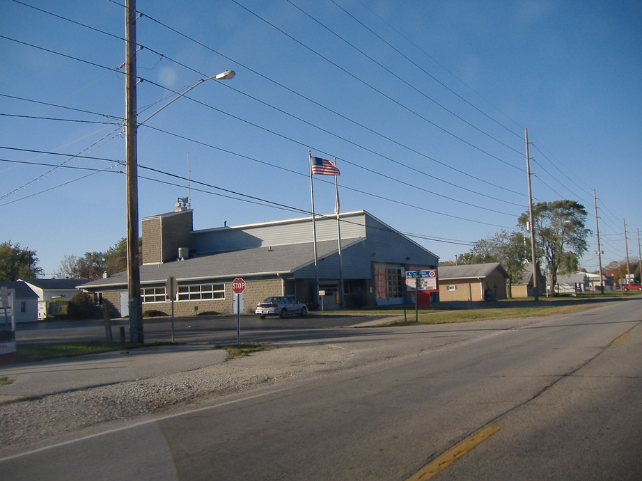 Colona, IL: Fire Station