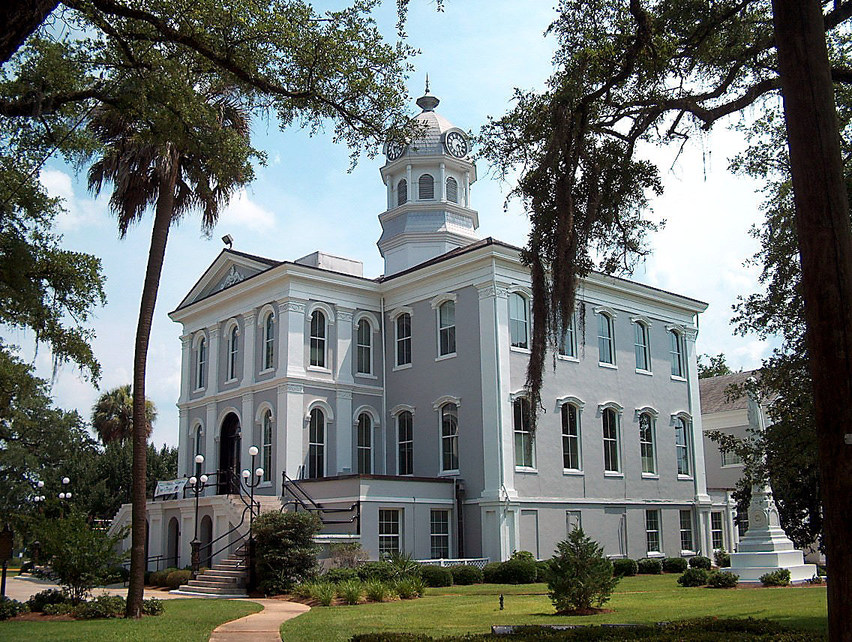 Thomasville, GA: Thomas County Courthouse