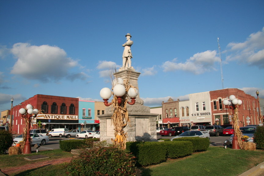 Lebanon, TN: City Square