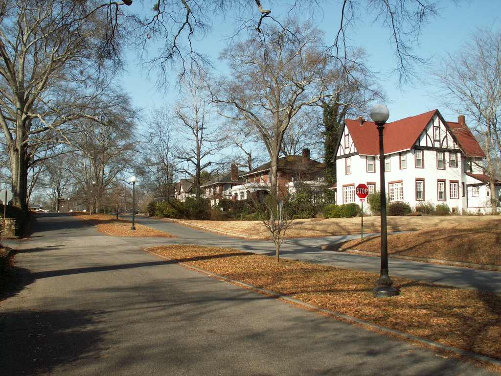 Anniston, AL: Glenwood Terrace Historic District