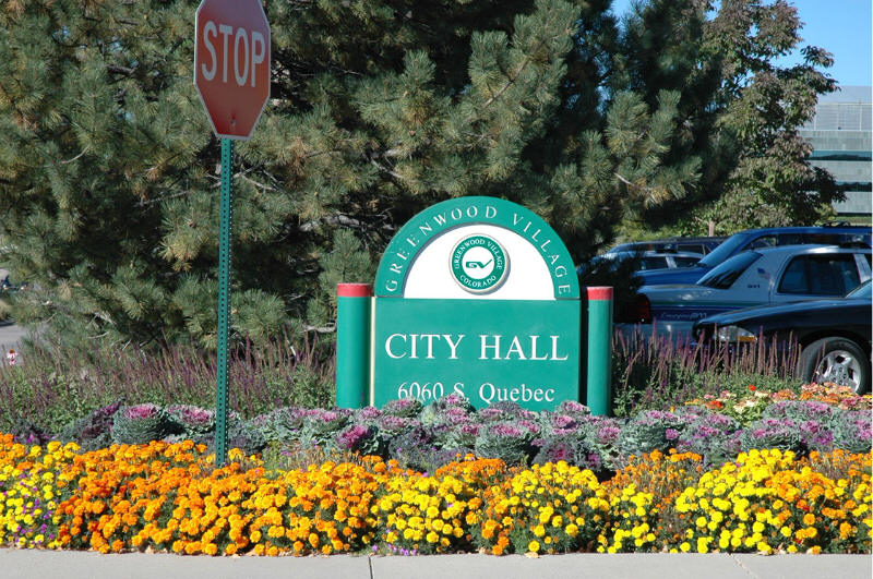 Greenwood Village, CO : Town Hall