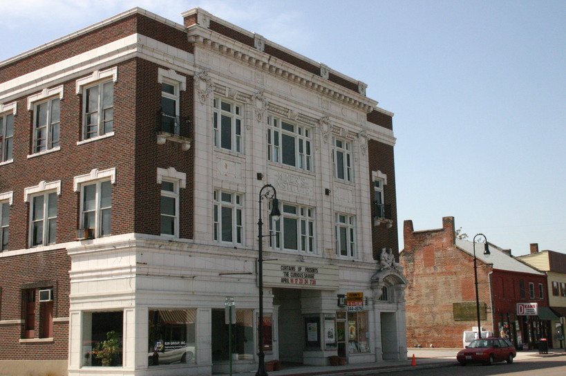 Collinsville, IL: Old Miner's Theater