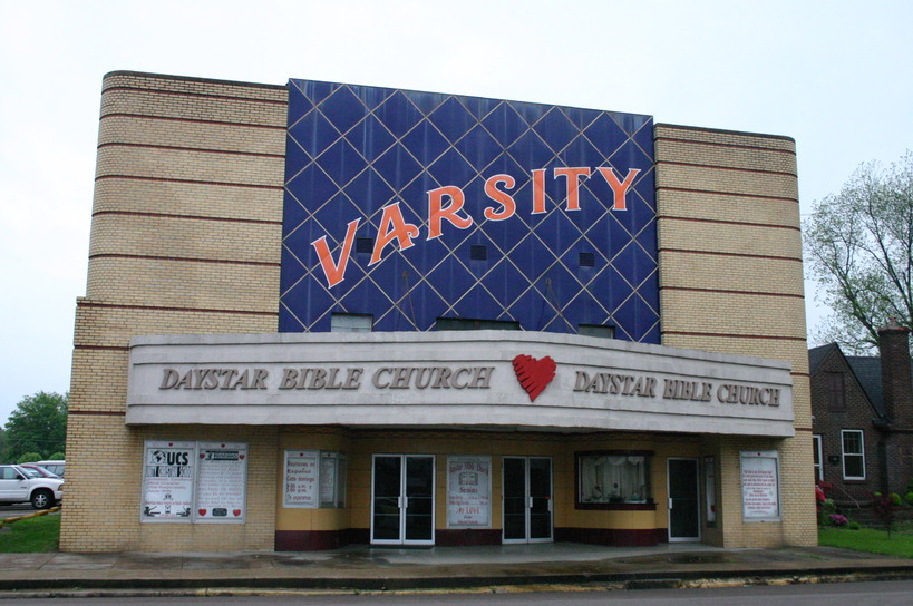 Martin, TN : Old Varsity Theater
