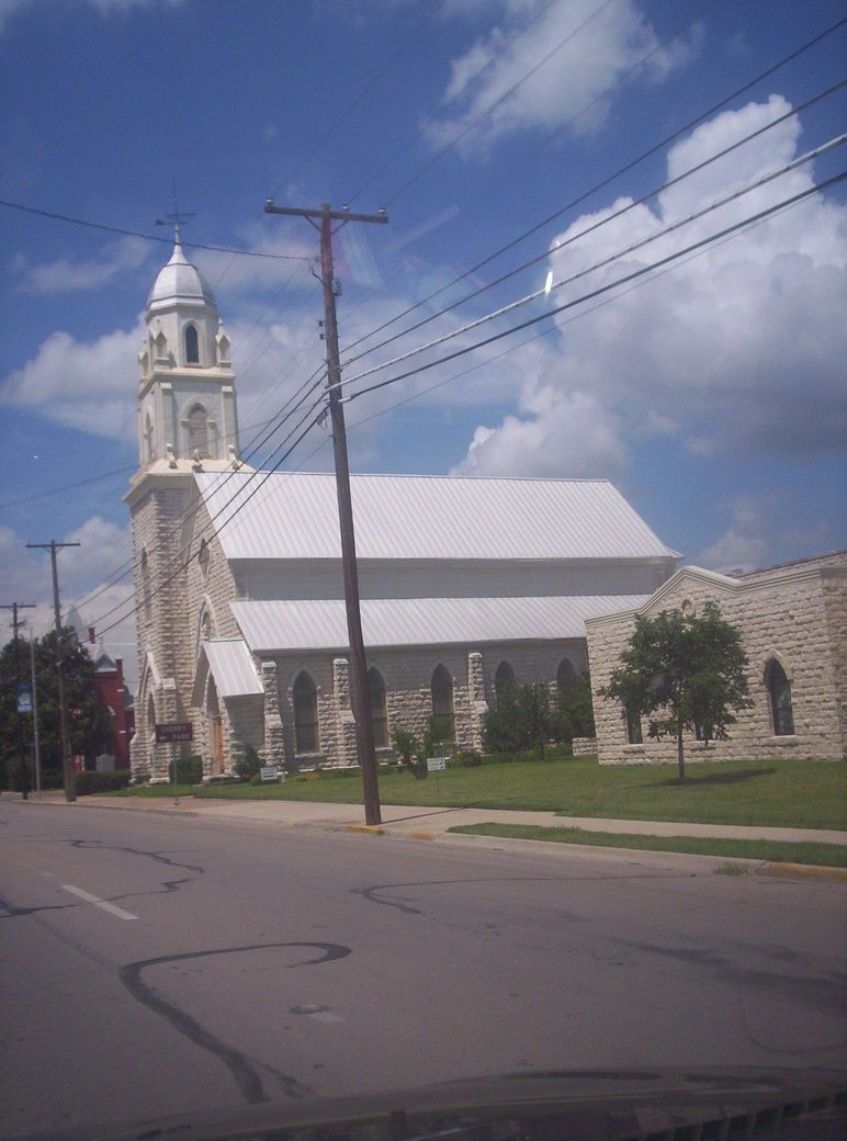 Weatherford, TX: First United Methodist Church