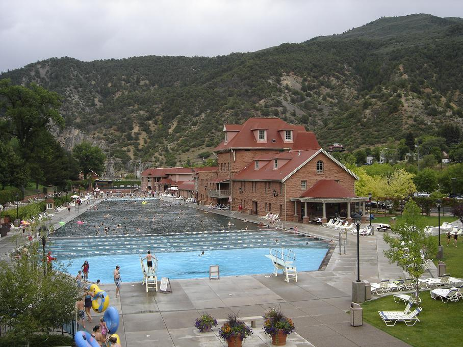 Glenwood Springs, CO: Hot Springs Pool
