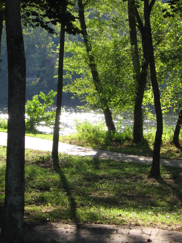Woodfin, NC : Woodfin Riverside Park