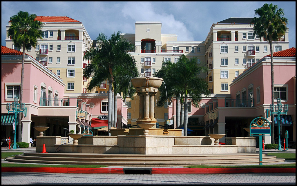 Boca Raton Fl Mizner Park Photo Picture Image