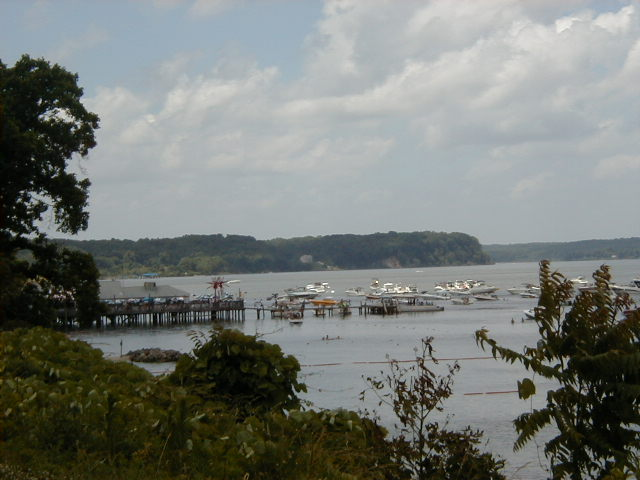 Fairview Beach, VA: River View