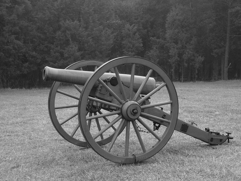 Fredericksburg, VA : Cannon