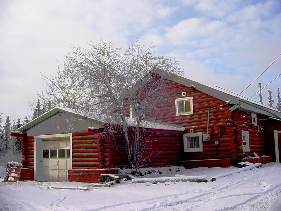 Fort Yukon, AK: The Mission House