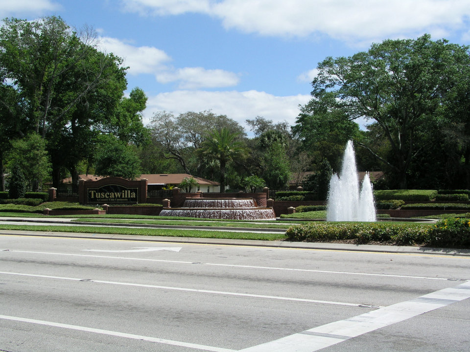Winter Springs, FL : Winter Springs Country Club Tuskawilla