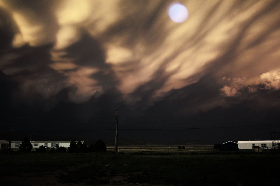 Raton, NM : Storm on the outskirts of Raton